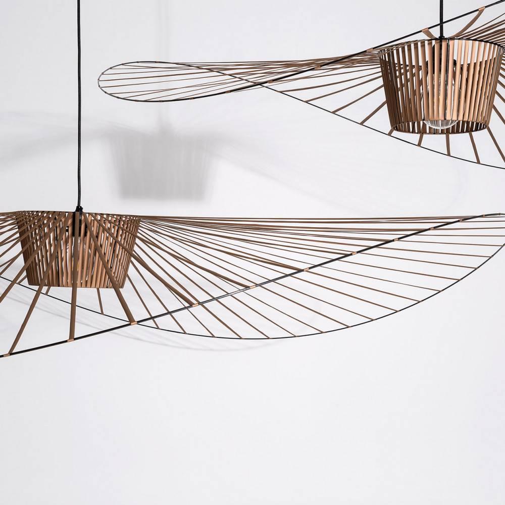 Lampes Vertigo cuivre - Constance Guisset