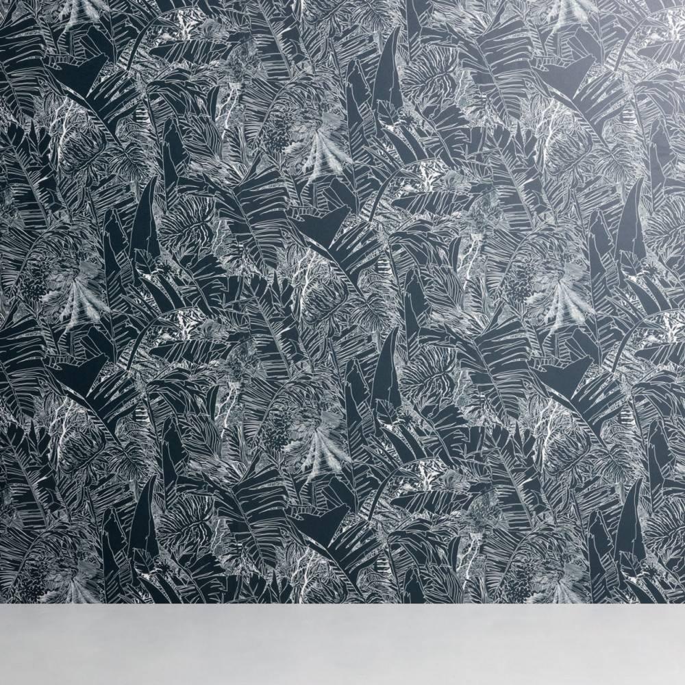 Papier-peint tropical Petite Friture