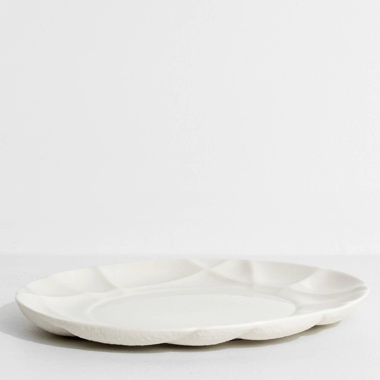 Assiette porcelaine design - Petite Friture