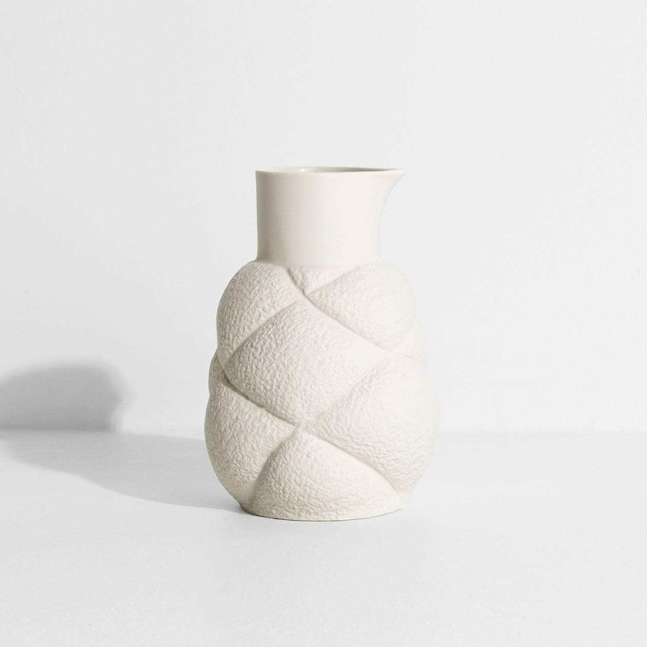 Pichet porcelaine blanc - Petite Friture