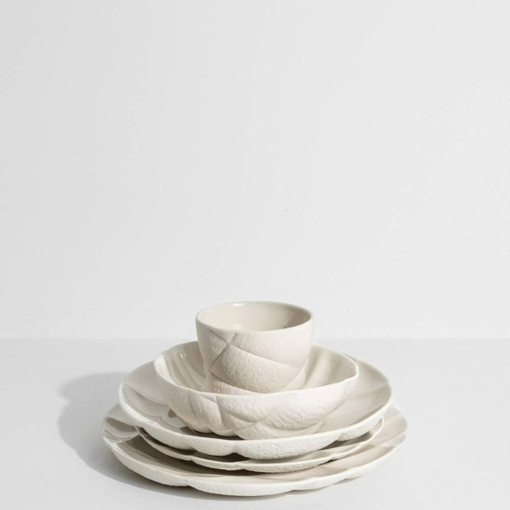 Vaisselle porcelaine blanche - Petite Friture