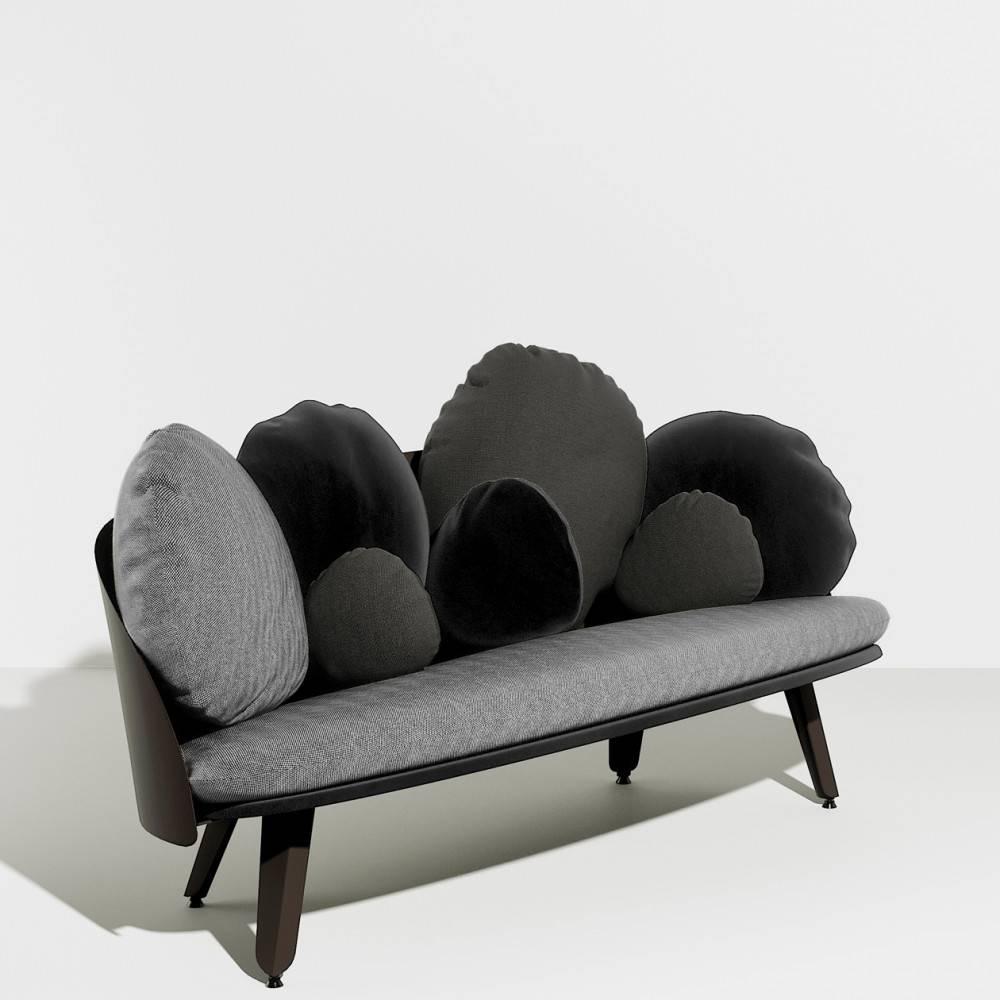 Canapé NUBILO gris noir - Petite Friture