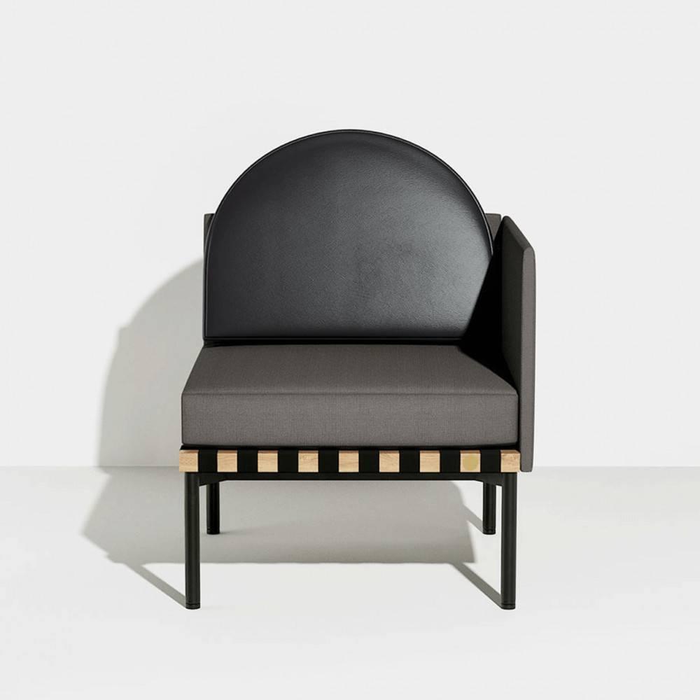 Fauteuil - left armrest