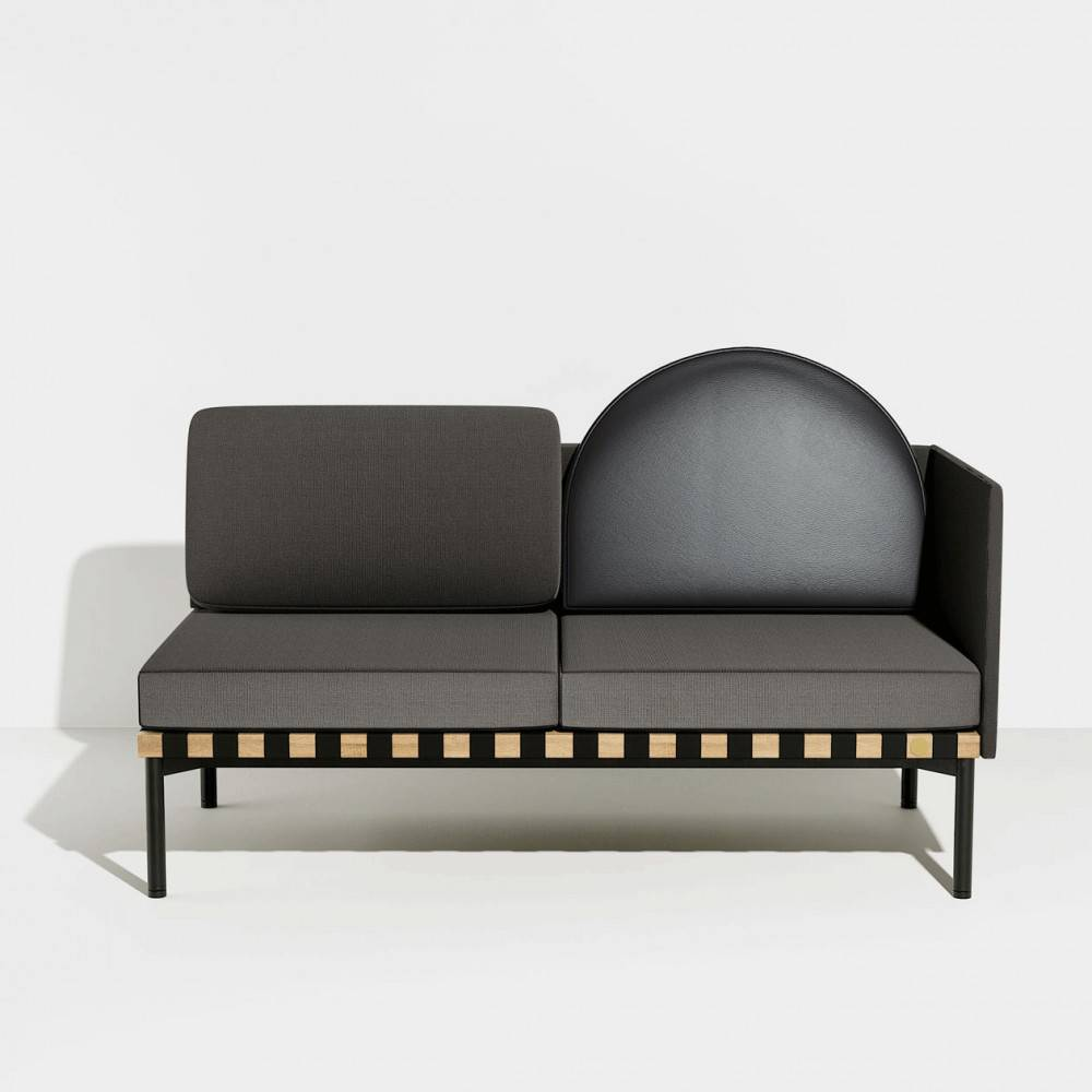 Sofa - left armrest