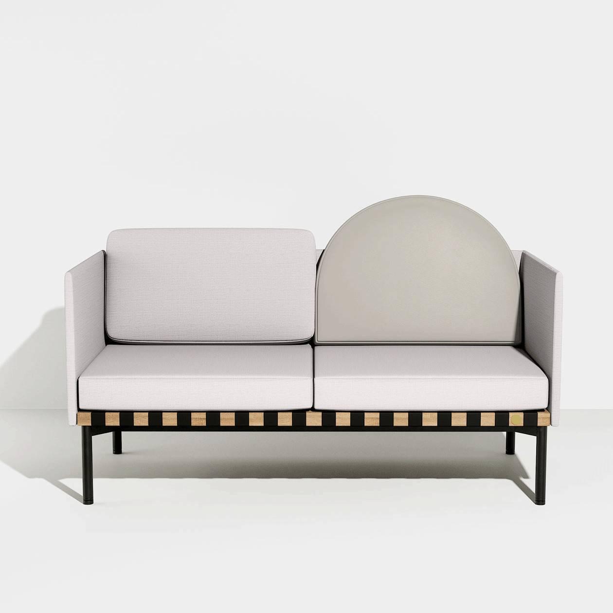 H Et H Canapé canapé moderne grid - livraison gratuite - petite friture ®