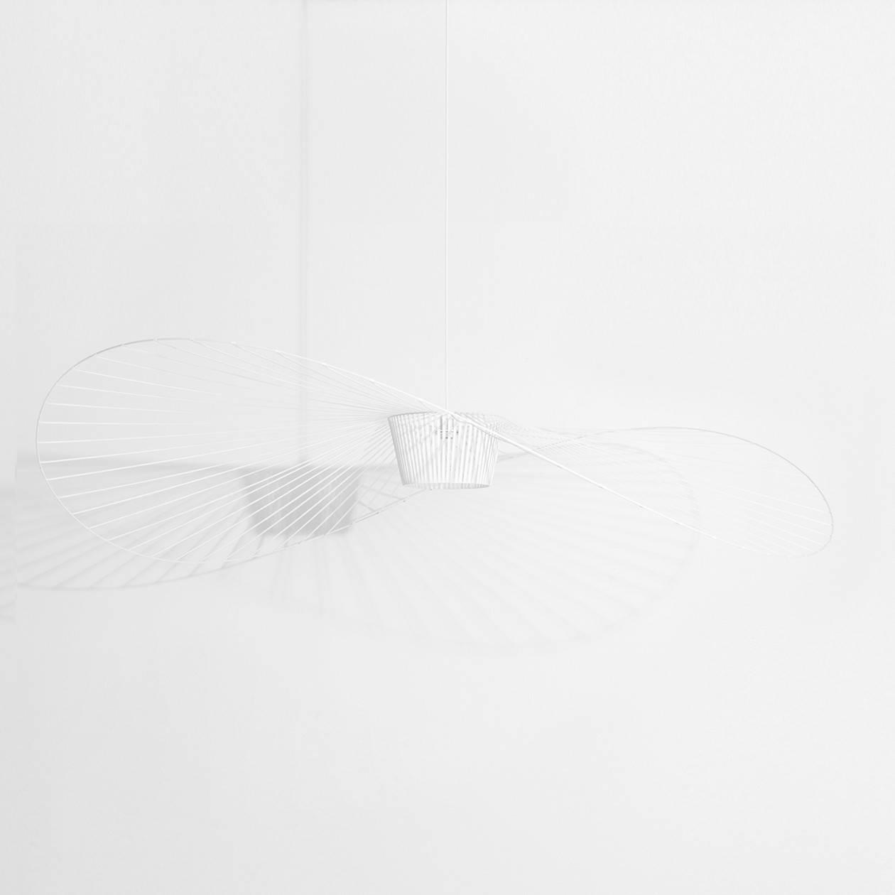 Grande suspension Vertigo blanche - Petite Friture