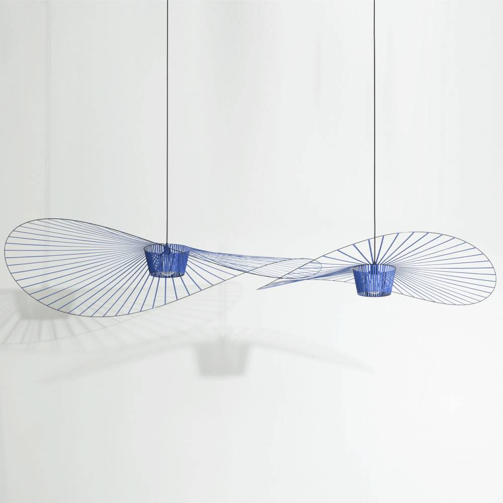Suspension Vertigo cobalt Constance Guisset - Petite Friture