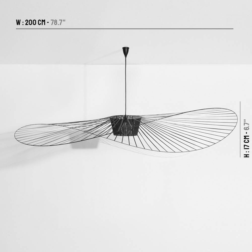 Suspension Vertigo 200cm - Petite Friture