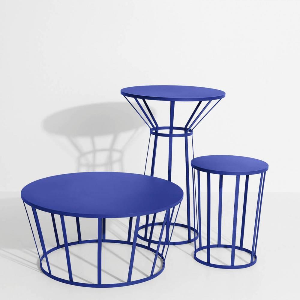 Collection Hollo bleue AC/ AL Studio pour Petite Friture