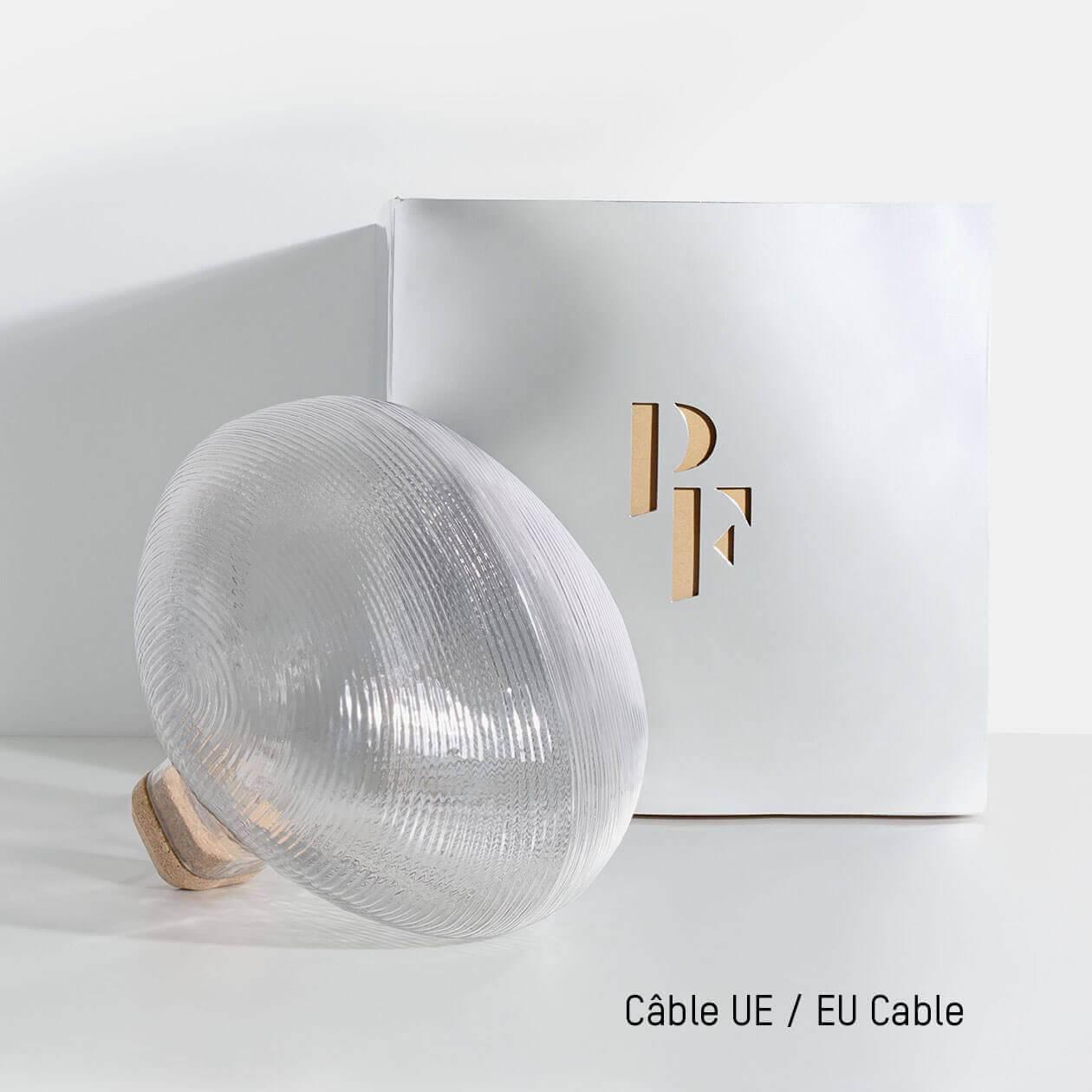 Modern table lamp Tidelight - Petite Friture
