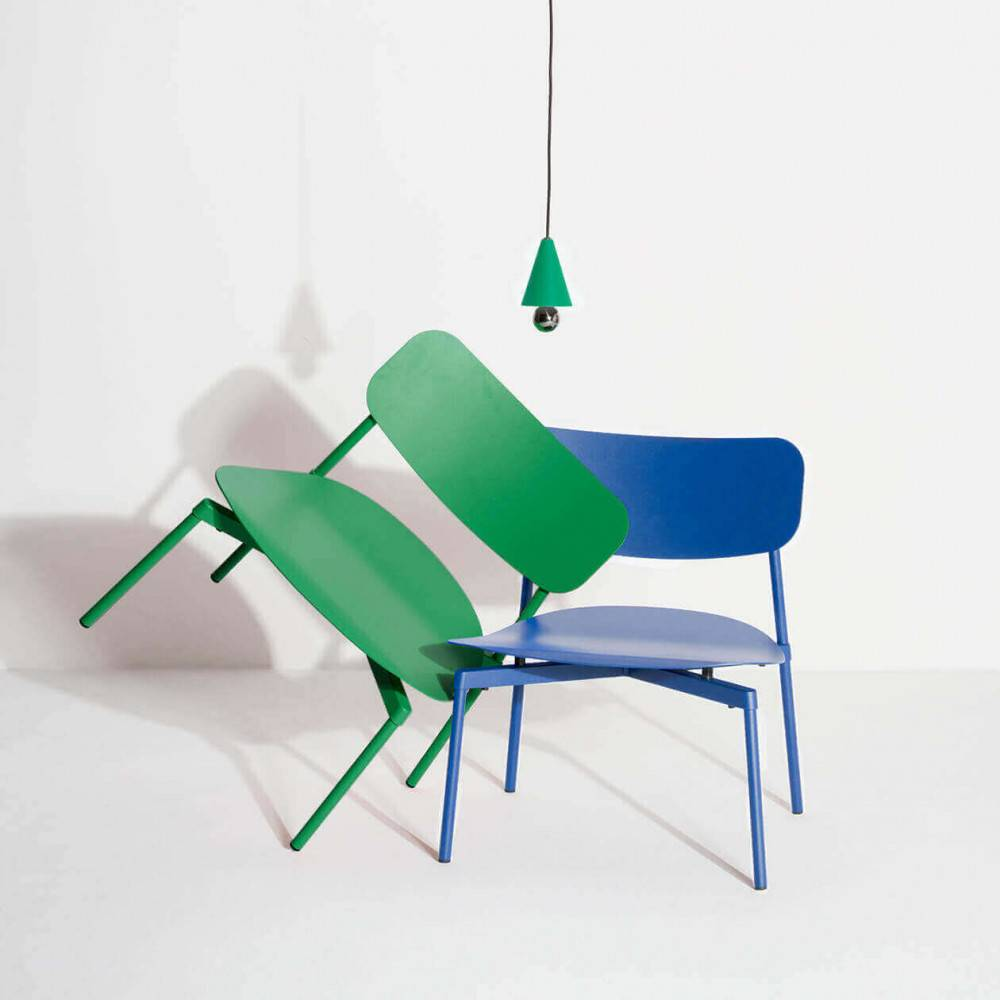 Suspension-mini-Cherry-vert-LED-Petite-Friture-multiproduits