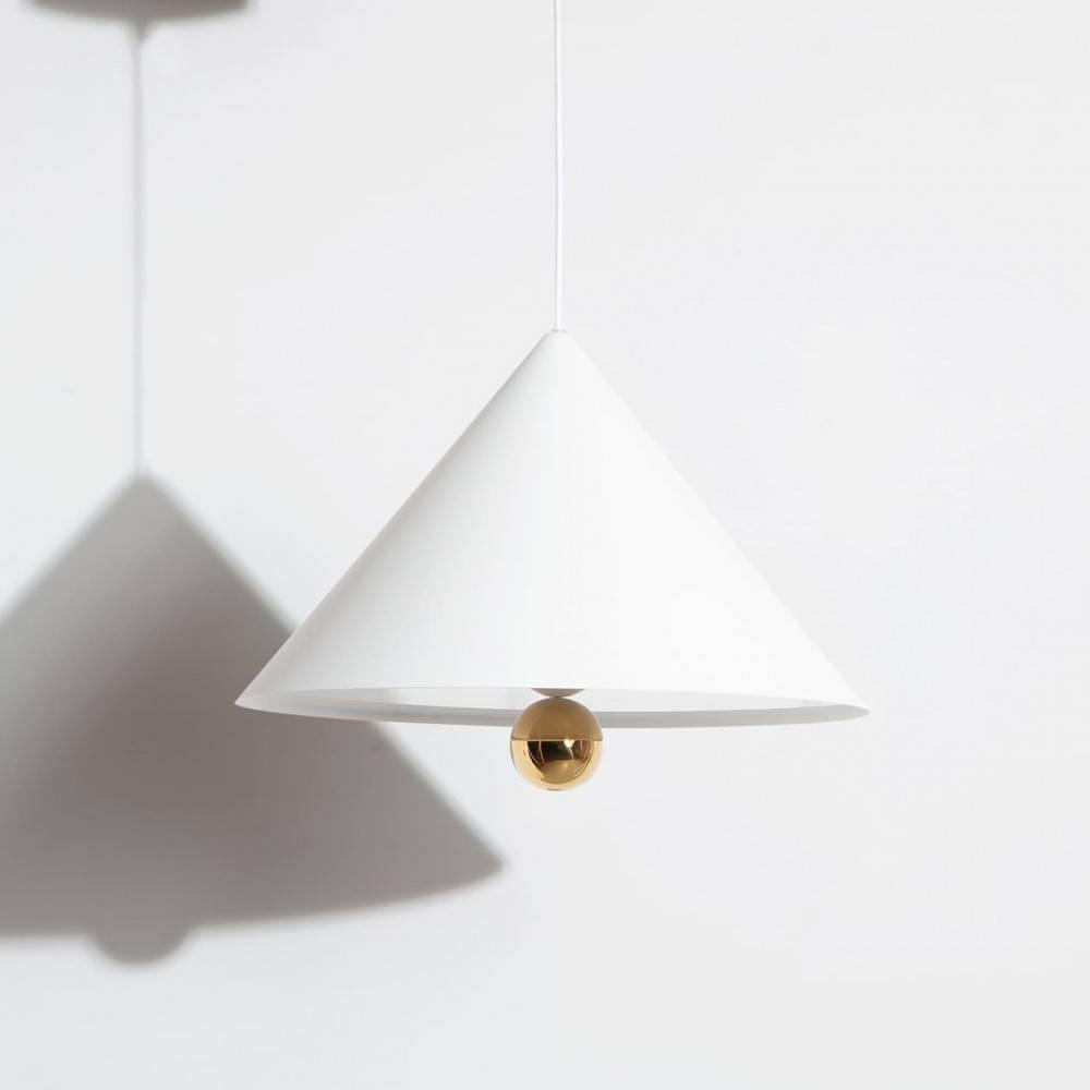 Suspension-grande-Cherry-blanc-LED-Petite-Friture