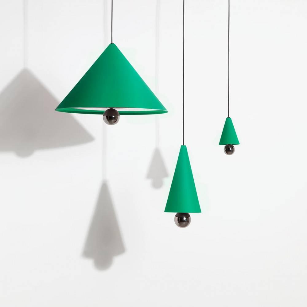 Suspensions-Cherry-LED-vert-vue-ensemble-Petite-Friture
