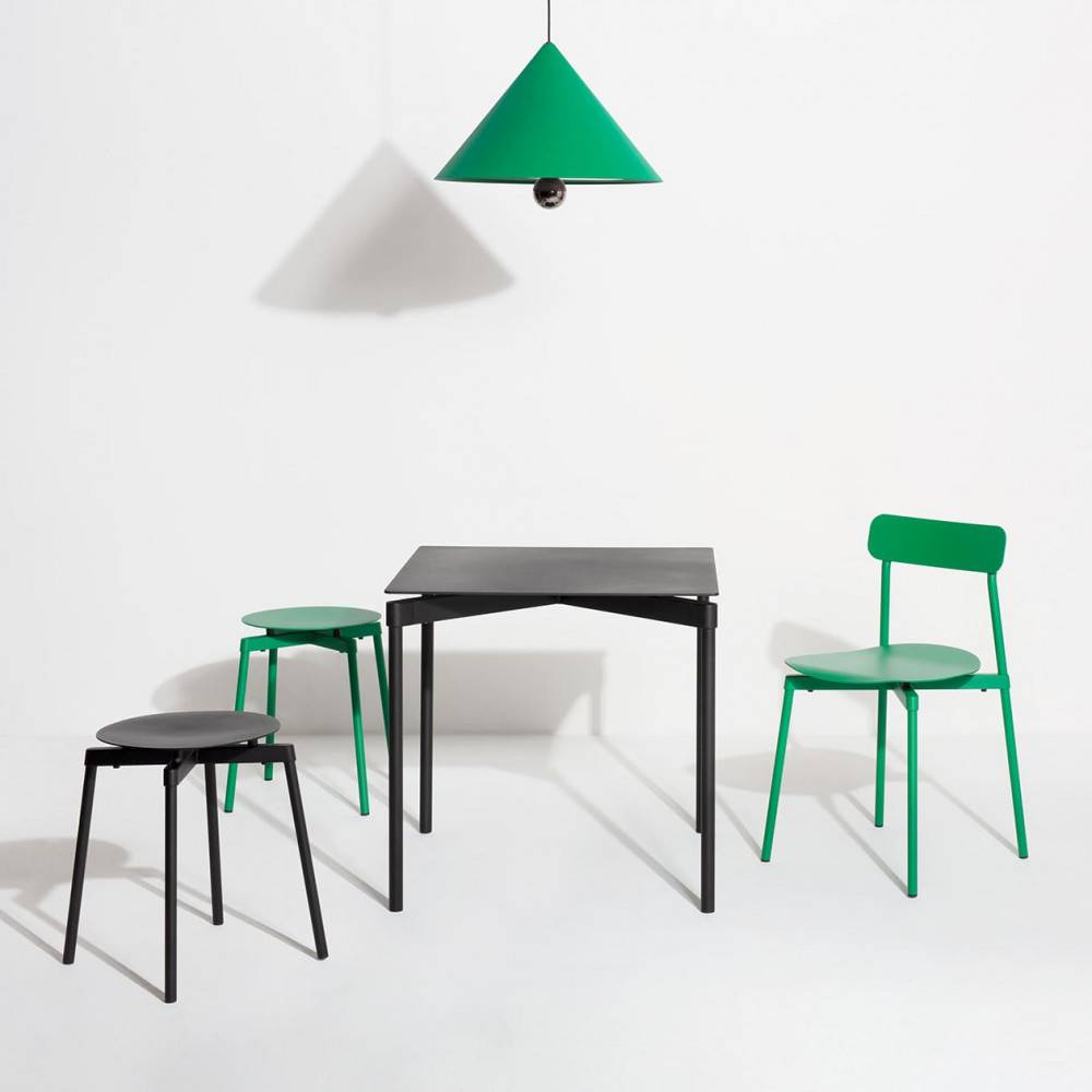 Lifestyle-multi-produits-suspension-Cherry-LED-grande-vert-Petite-Friture