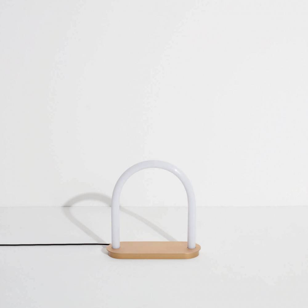 Small modern table lamp UNSEEN - Petite Friture