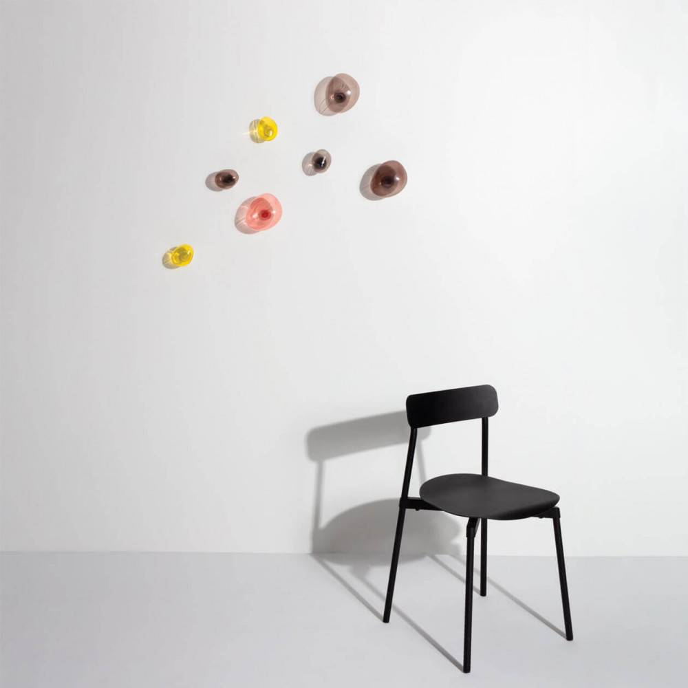 Bubble hooks with chair FROMME - Petite Friture
