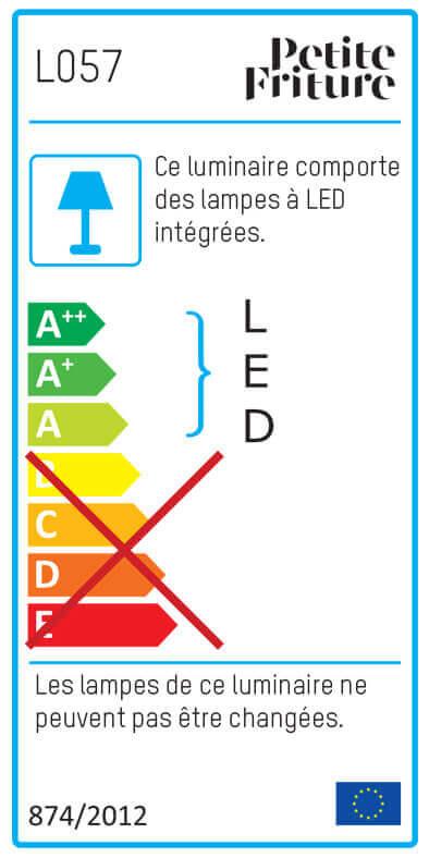 Etiquette énergétique MEDITERRANEA